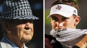 """Bear"" Bryant and Johnny Manziel"