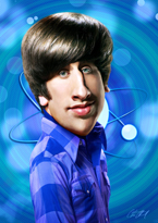 Howard Wolowitz from The Big Bang Theory