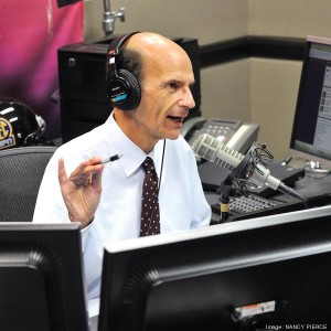 Paul Finebaum In Studio