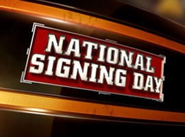 2014 National Signing Day - Alabama Crimson Tide And Auburn Tigers Twitter Announcements