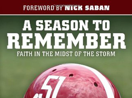 "Carson Tinker To Discuss His Inspirational Book, ""A Season To Remember"", With ESPN's Paul Finebaum"