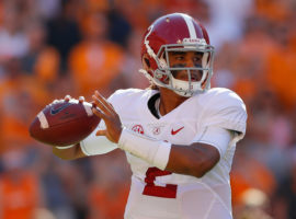 Jalen Hurts For Heisman? 2016 Dual-Threat Quarterback Leaders