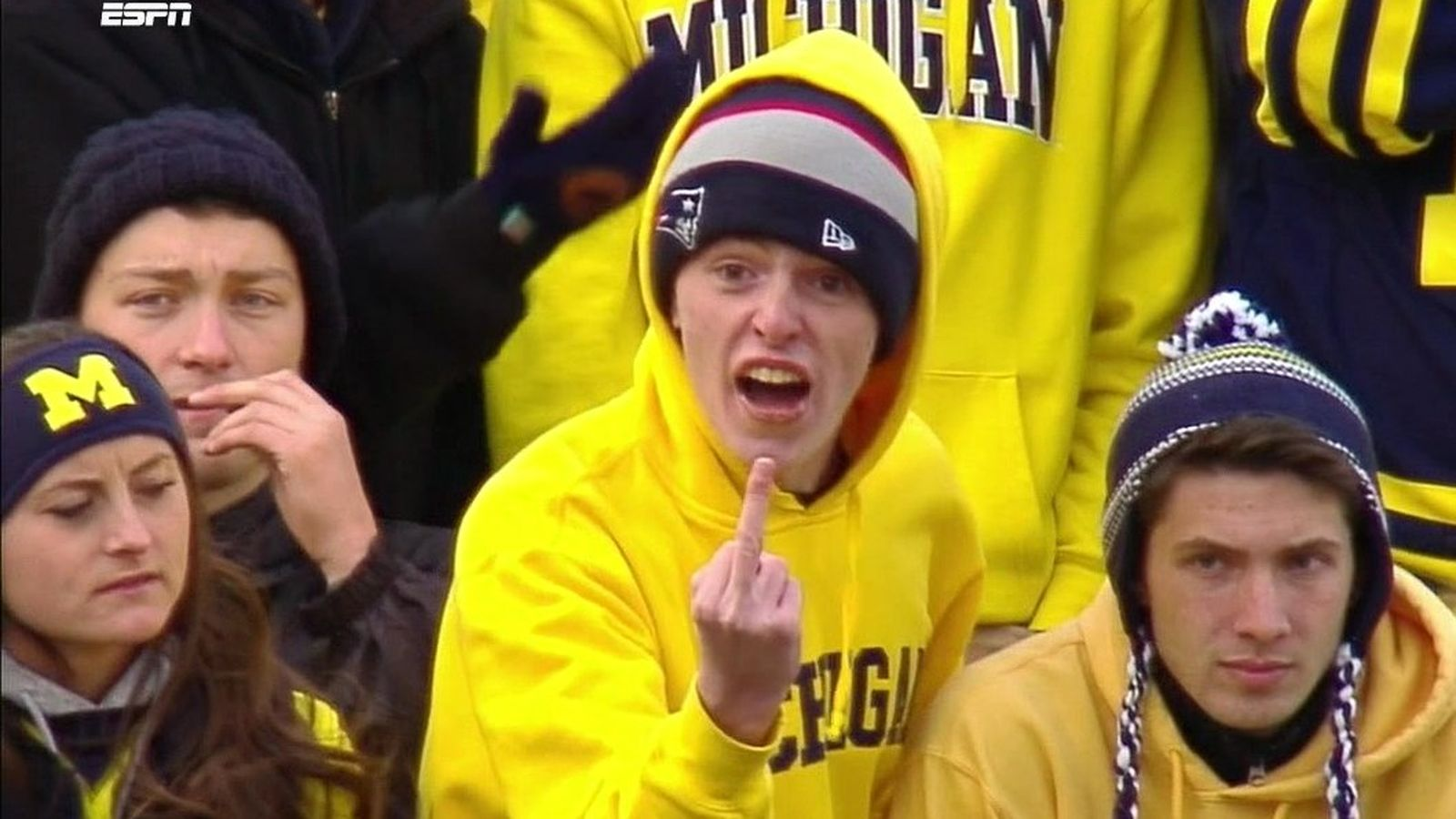 Gay michigan fan