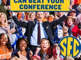 "Cover Released For ""My Conference Can Beat Your Conference"" By Paul Finebaum"