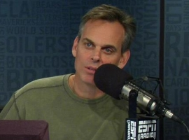 "Call of the Day - ""Phyllis From Mulga"" Scolds Colin Cowherd - Again"