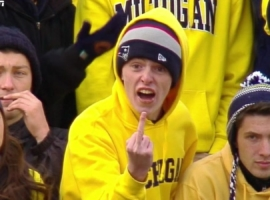 Paul Finebaum Tells The Truth About Michigan Fans - AGAIN!